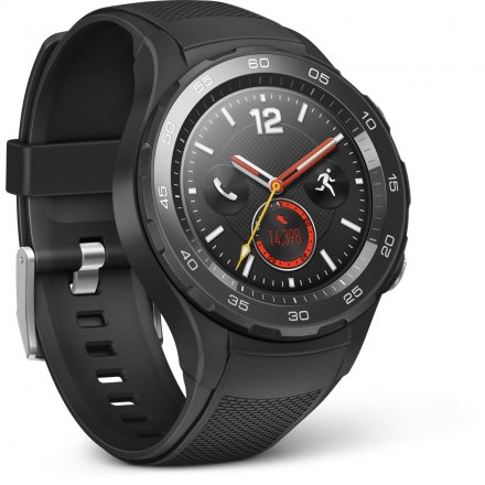 Huawei Watch 2 LTE Carbon Black 55021666