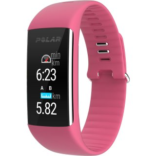 Polar A360 Fitness und Activity Tracker Rosa S 90057437